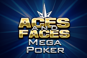 Aces And Faces Mega Poker